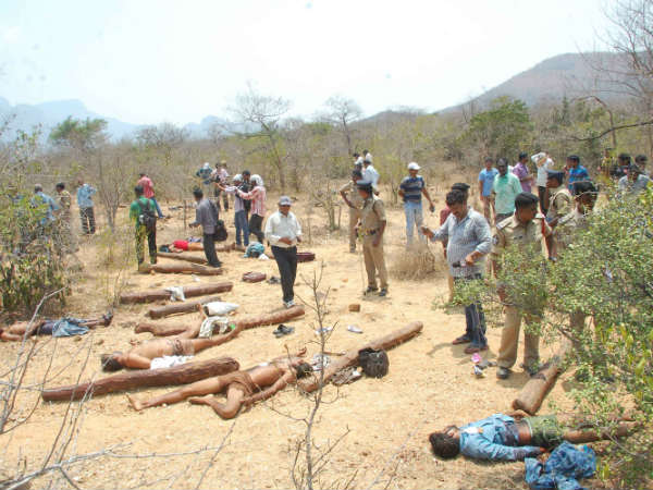 A movie on 20 Tamils Killing in Andhra