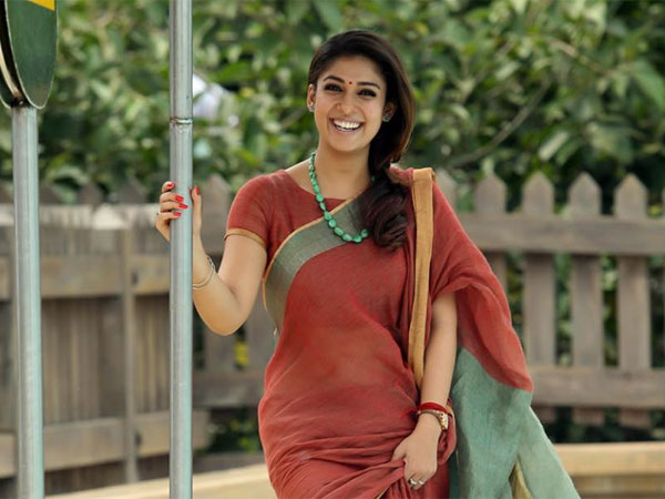 Nayanthara to play a KG teacher