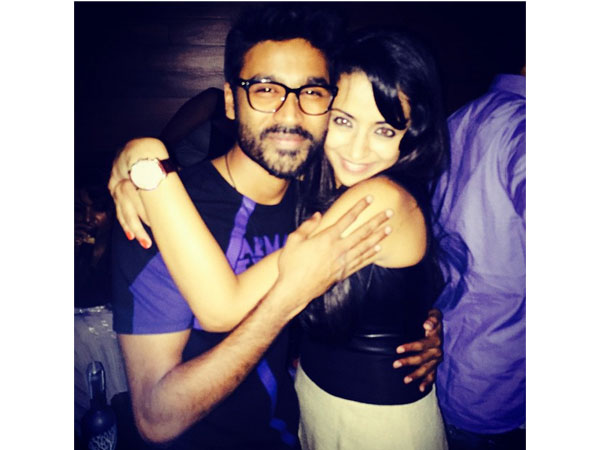 Is Dhanush the reason for the cancellation of Trisha marriage