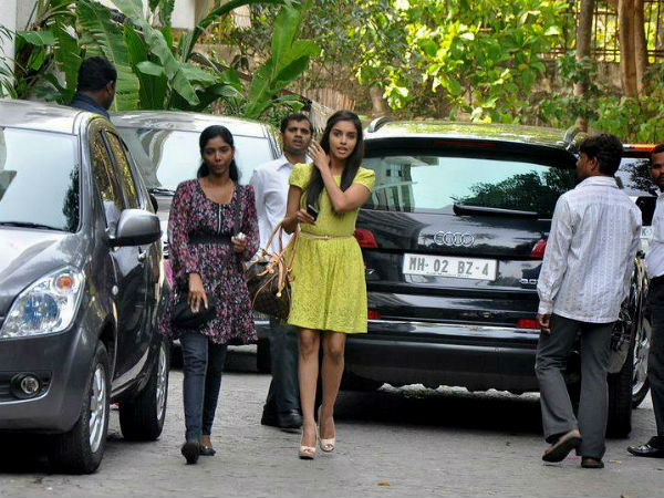 Bollywood actress Asin's car seized by the police