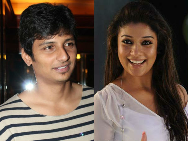 Actor Jeeva - Nayanthara again acting one new Movie