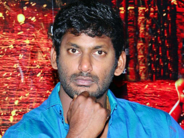 Vishal's noble gesture on Mother's day