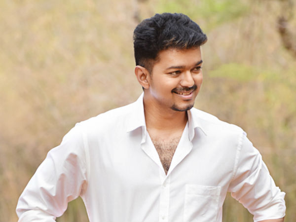 Puli first look posters on June 22nd