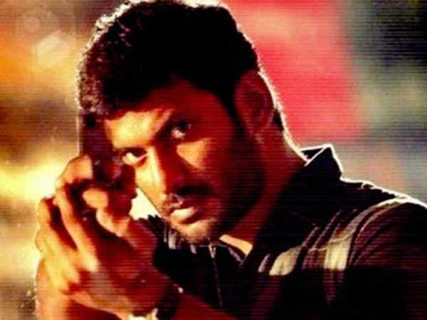 I dont care the  result of paayum puli movie – actor vishal