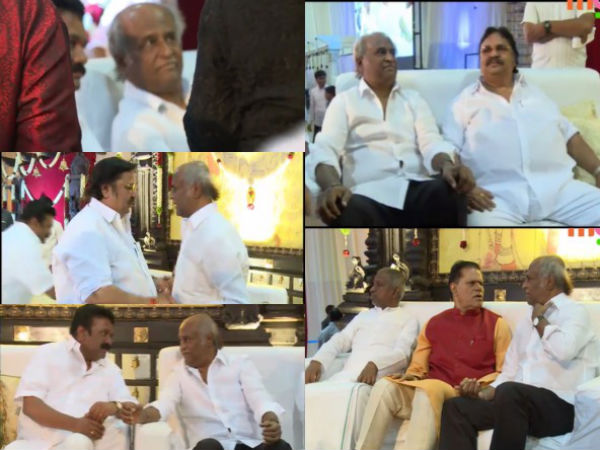 Rajini to attend Mohan Babu family marriage