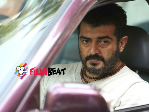 Ajith to play as a taxi driver he's next movie