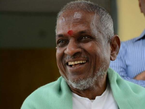 Ilayaraja warns audio houses of action against violation