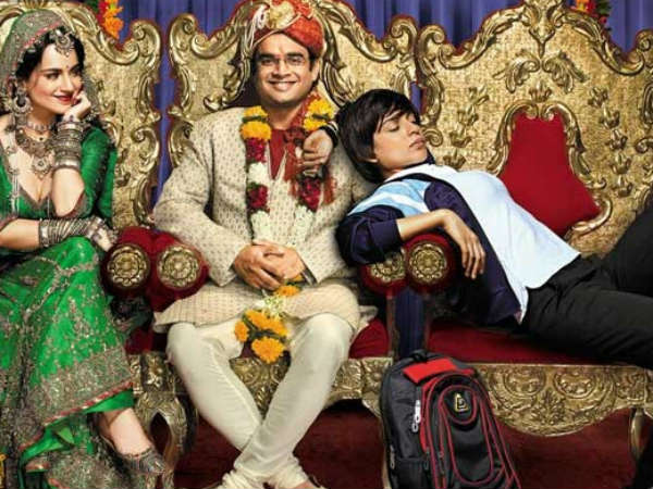 'Tanu Weds Manu Returns' Races Ahead With Rs 38.10 cr in Three Days