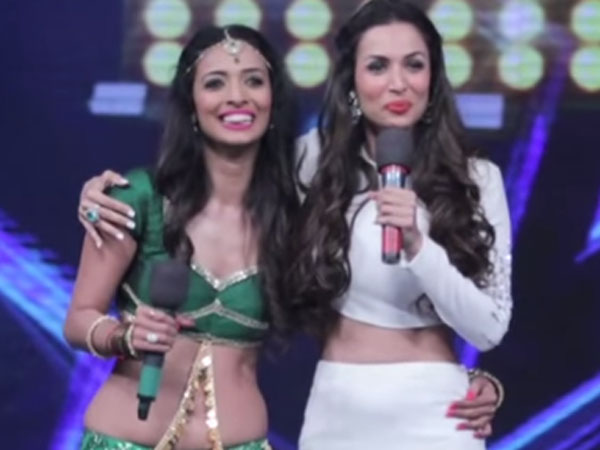 Malaika Arora Khan finds her lookalike