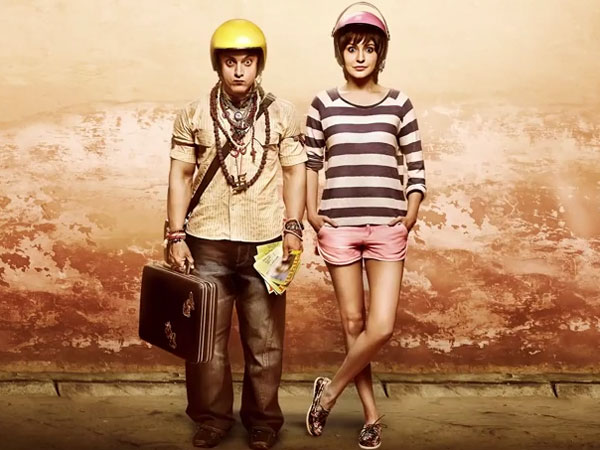 'PK' ('Peekay') China Box-Office Collection: Aamir Khan Starrer Collects 40.48 Crore in 4 Days