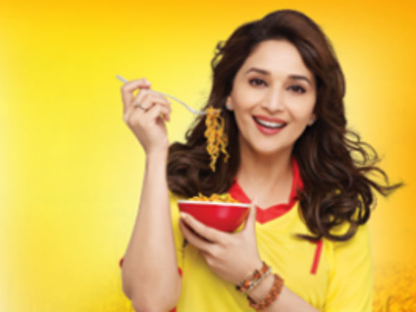 Maggi noodles row: Case lodged against Nestle, Amitabh Bachchan and Madhuri Dixit