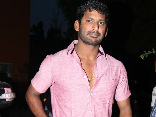 Vishal raises 3 questions against Sarath Kumar