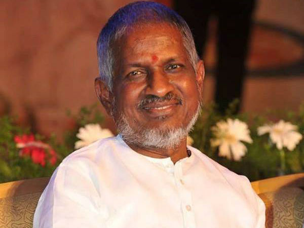 Ilaiyaraaja celebrates 73rd birthday at Kollur