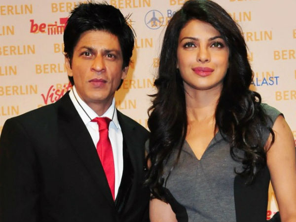 Shah Rukh Khan and Priyanka Chopra crowned the King & Queen of Social Media!