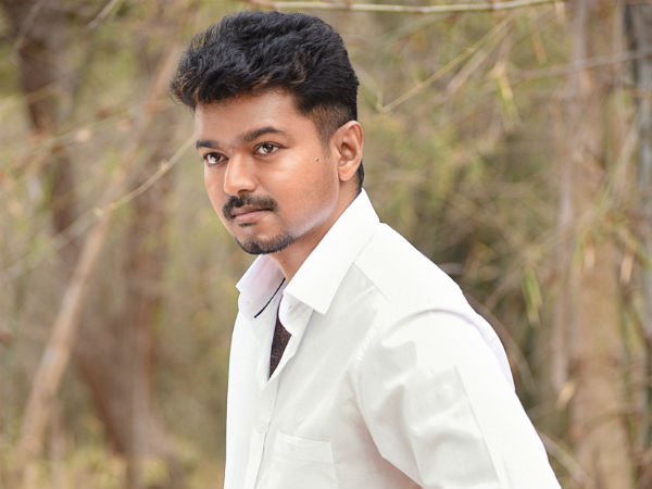 Vijay   to sing a song  for Puli?