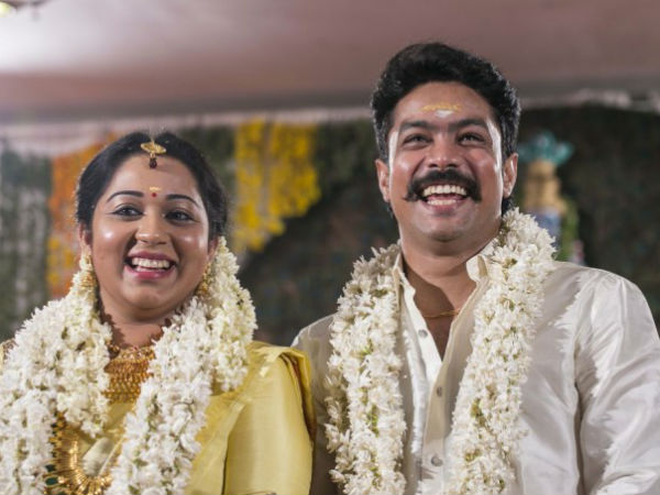 Actor Harish marries a doctor