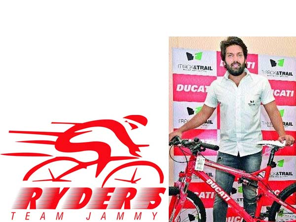 Arya to participate 300 km international cycling race