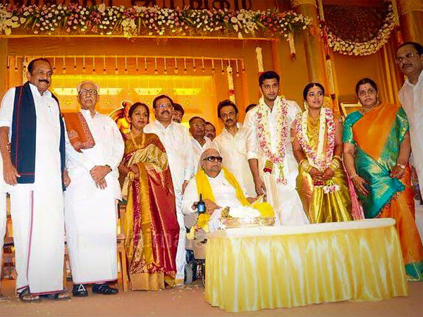 Arulnidhi Marriage Reception: Rajinikanth, Other Celebs Wish Newlywed Couple