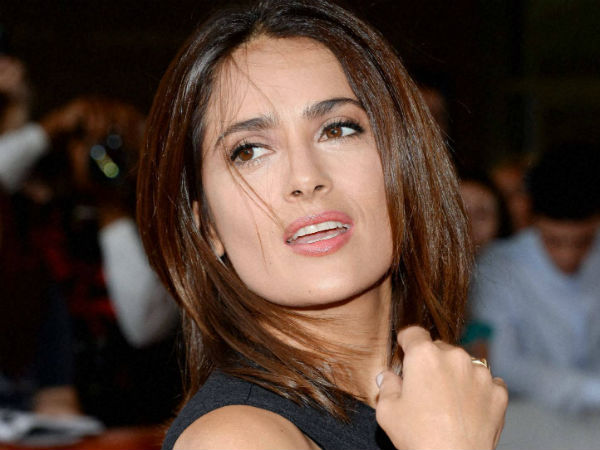 Salma Hayek crowned 'Decade of Hotness' at 48