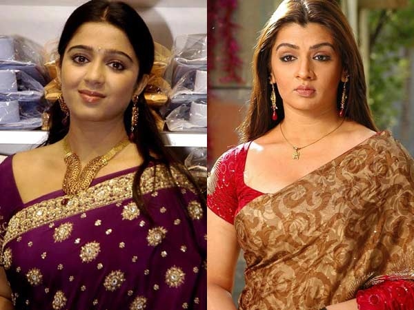 Charmi reveals unknown moments with aarthi agarwal
