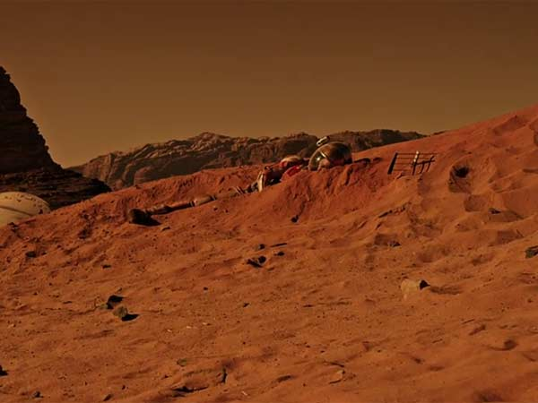 'The Martian' Movie Trailer Shows Scientifically Accurate