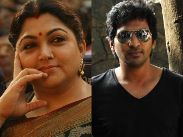Actress Kushboo To Produce A New Movie