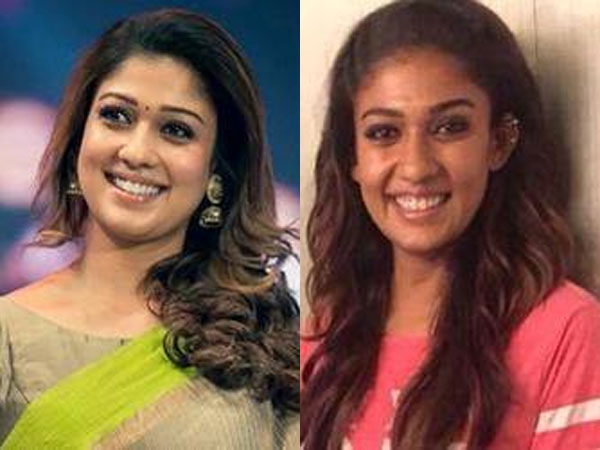 What happened to Nayanthara?