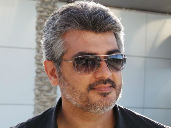 Ajith Spend Time With Family