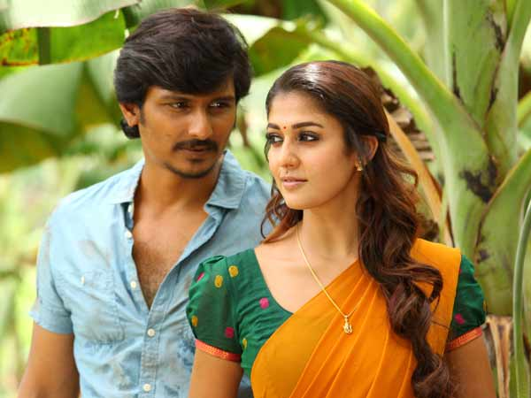 Nayanthara to play folk girl in Thirunaal