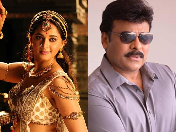 Mega Star Chiranjeevi Give Voice For Rudrama Devi Movie