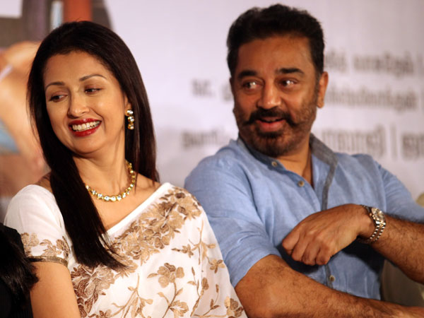 Kamal regrets for stopping Gowthamai from acting career