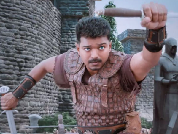Puli Teaser Crossed More Than 2 Million Views