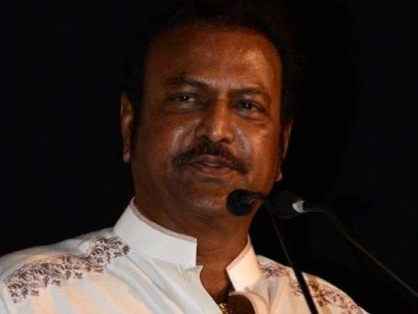 Tamil Nadu is my Motherland, says Mohan Babu