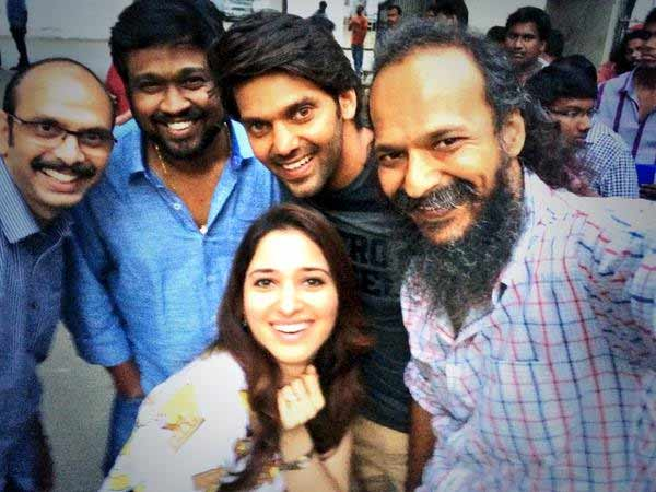 Arya's VSOP Shooting  Finished