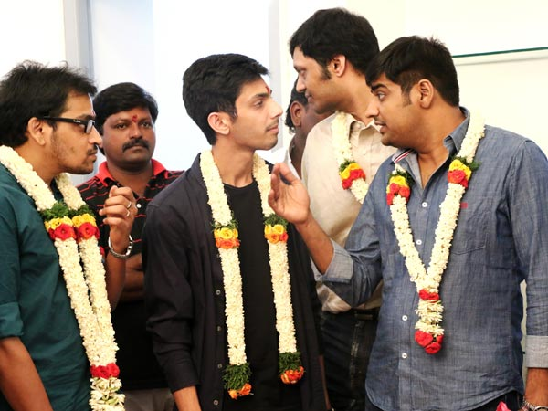 Sivakarthikeyan's next movie launched