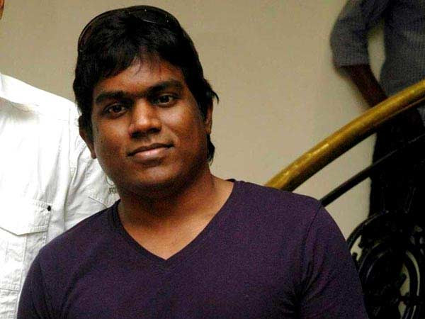 What Yuvan Shankar Raja is doing