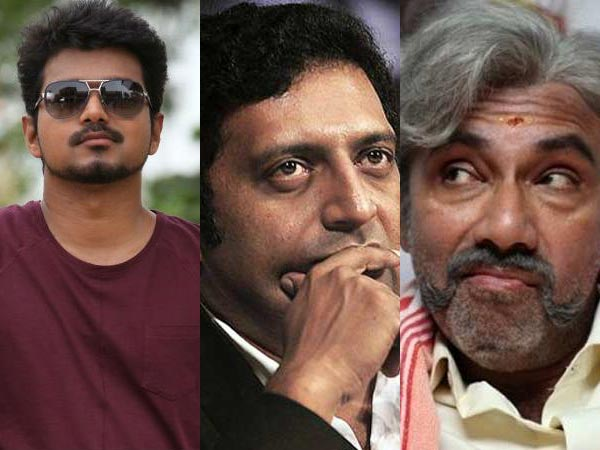 Prakash Raj, Sathyaraj say No to Vijay