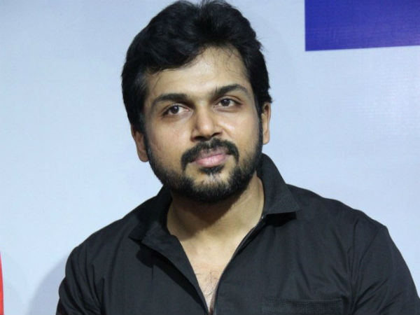 Karthi is Manirathnam's next hero