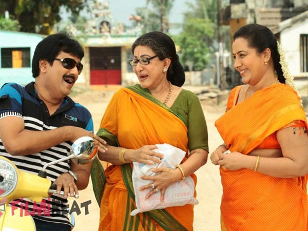 Palakkattu Madhavan goes steady