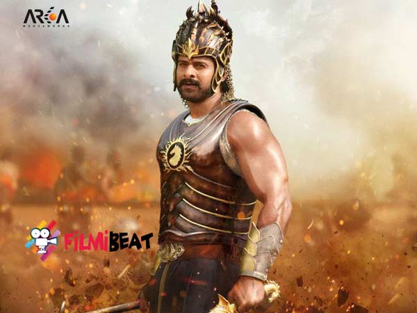Bahubali.. Grandeur Unlimited!