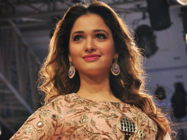 Milk Beauty Tamanna Says -Prabhas Is The Real Darling In Tollywood