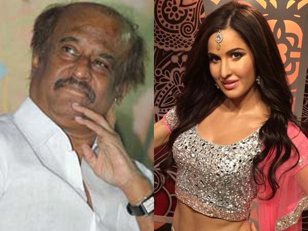 Endhiran 2 : Katrina Kaif Fair With Rajini?
