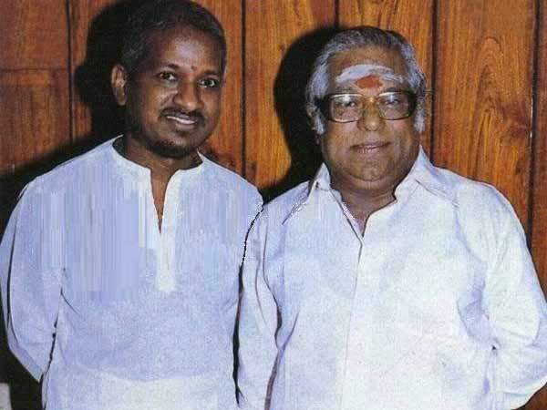 MSV blends in my blood, says Ilaiyaraaja