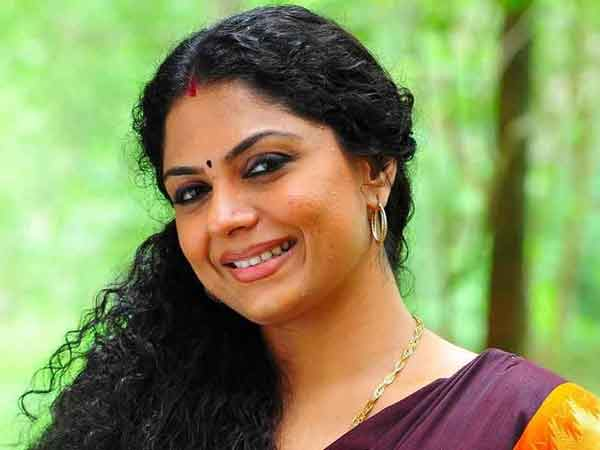 Asha Sarath is Kamal's new pair