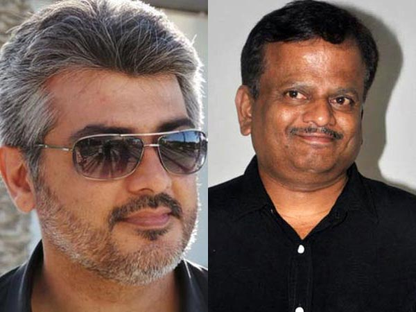 KV Anand to direct Ajith's next