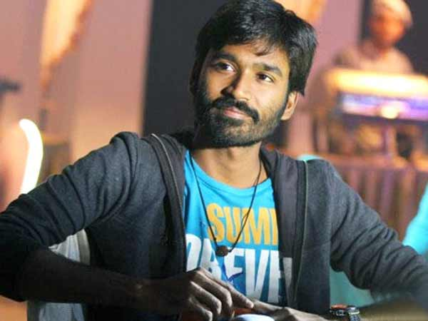 Dhanush wants to act with Rajini