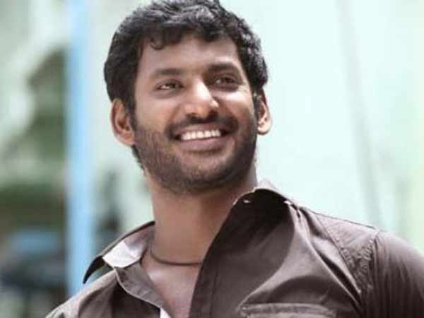 Vishal to participate fasting against killing street dogs