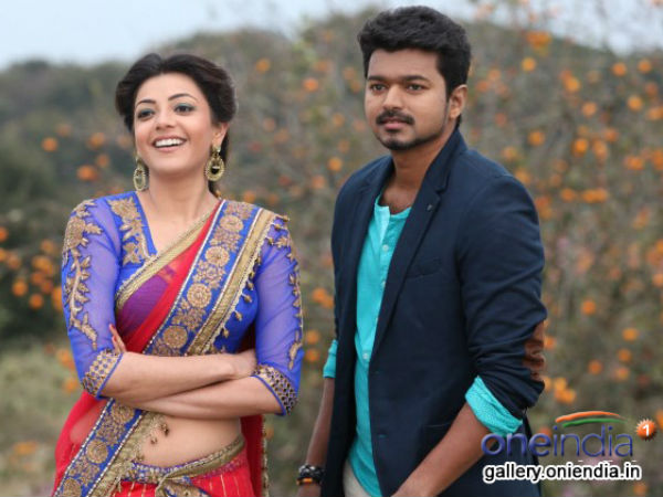 Telugu Jilla rocks and beats James Bond