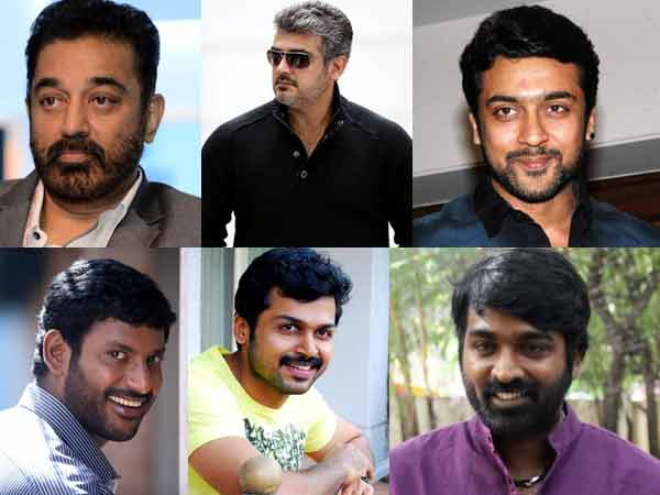 30 movies including Kamal, Ajith starrer shooting cancelled