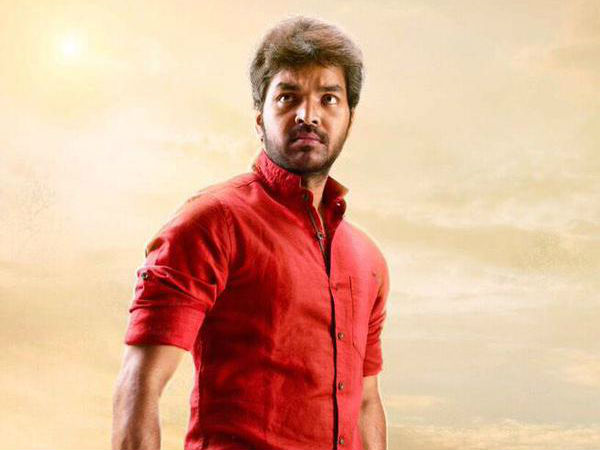 Pugazh Story Based on Political Back Drop?